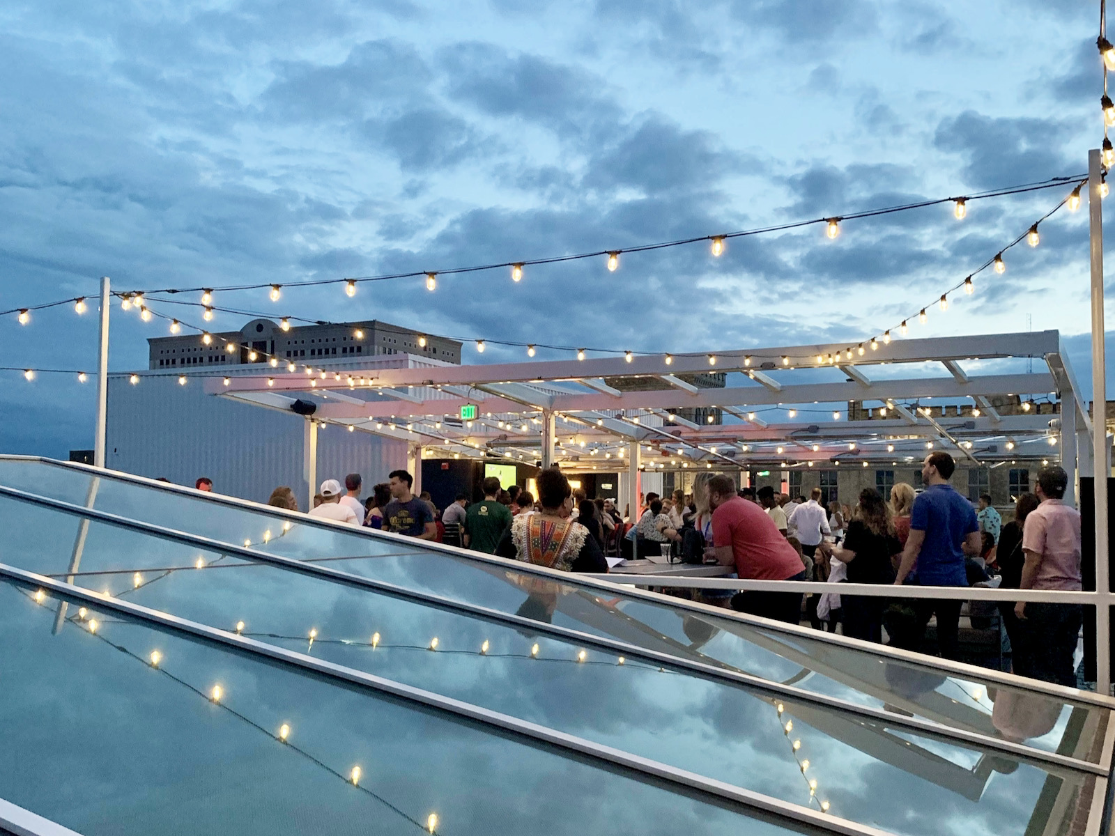 The Rooftop at Bottle House 42