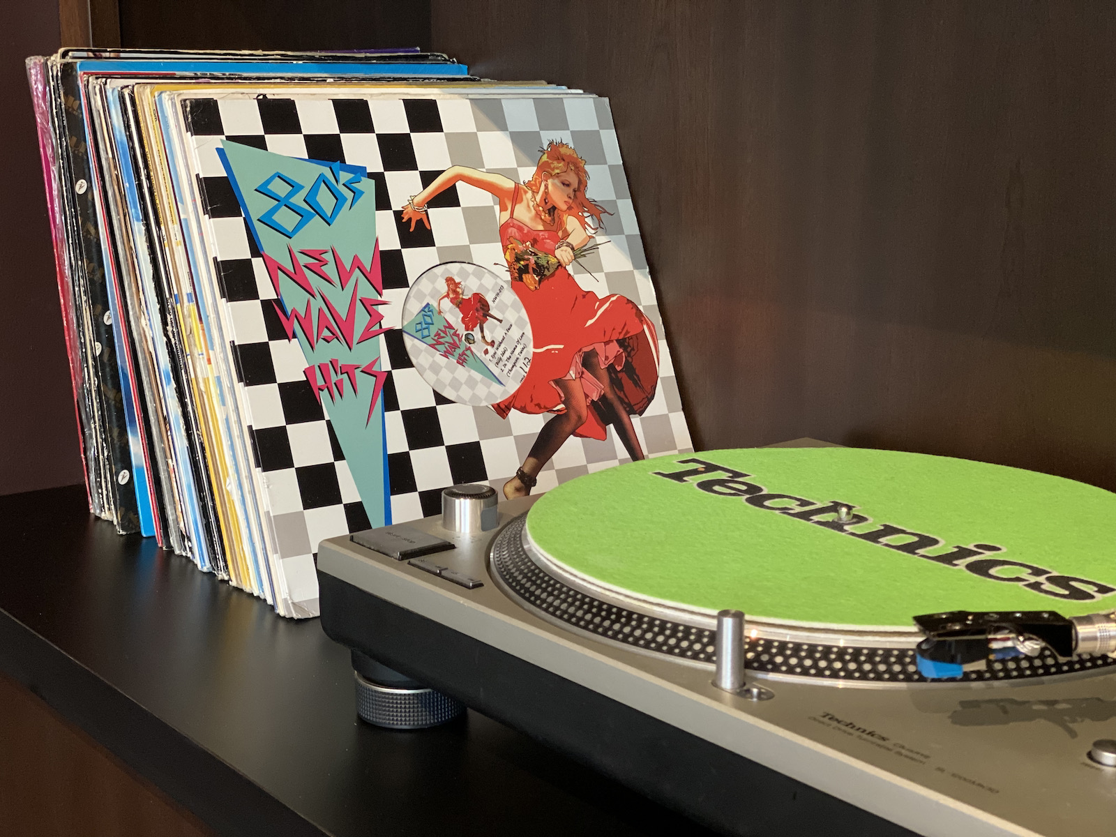 Turntable and records