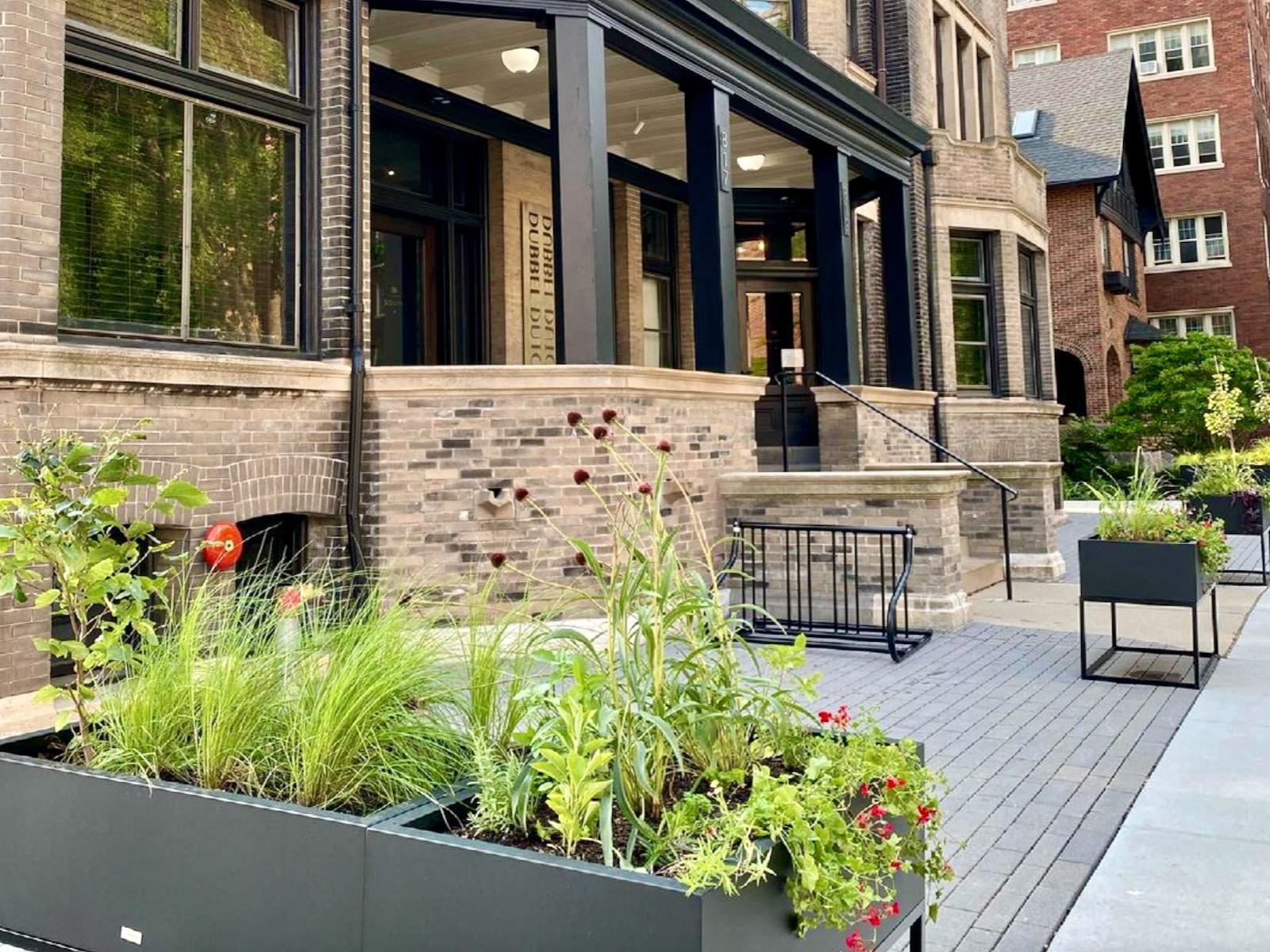 Dubbel Dutch patio