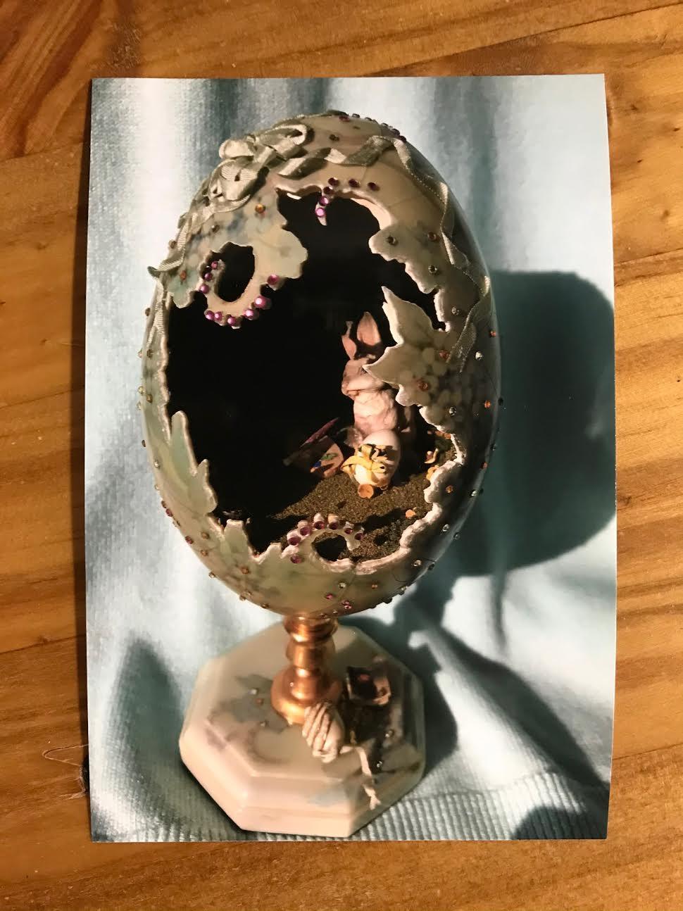 sprecher egg