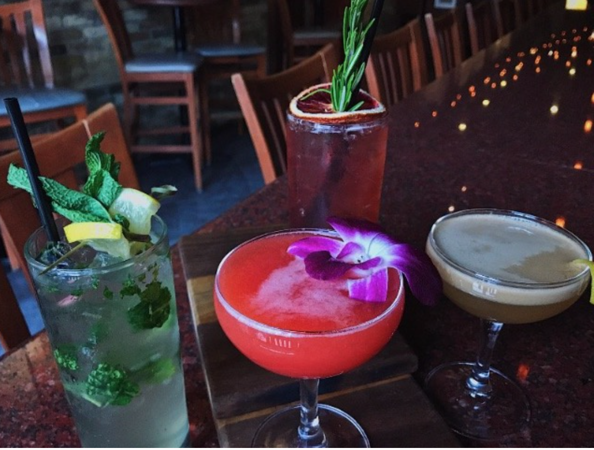 Sazzy Mocktails