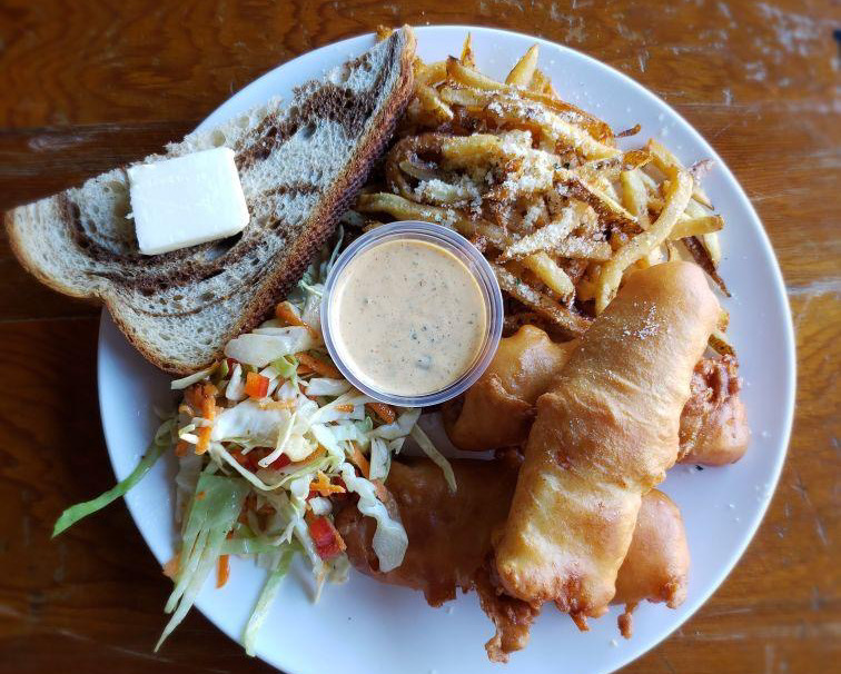 Camino fish fry
