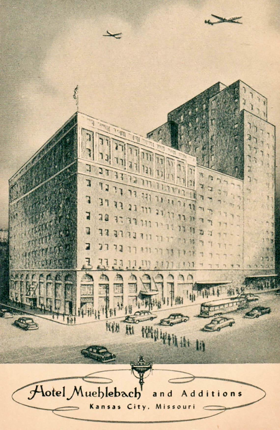 Muehlebach Hotel