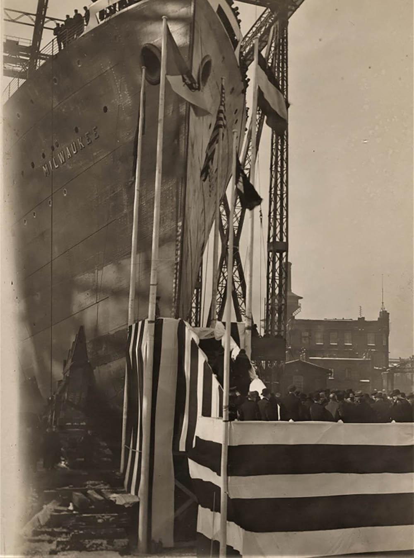 SS Milwaukee