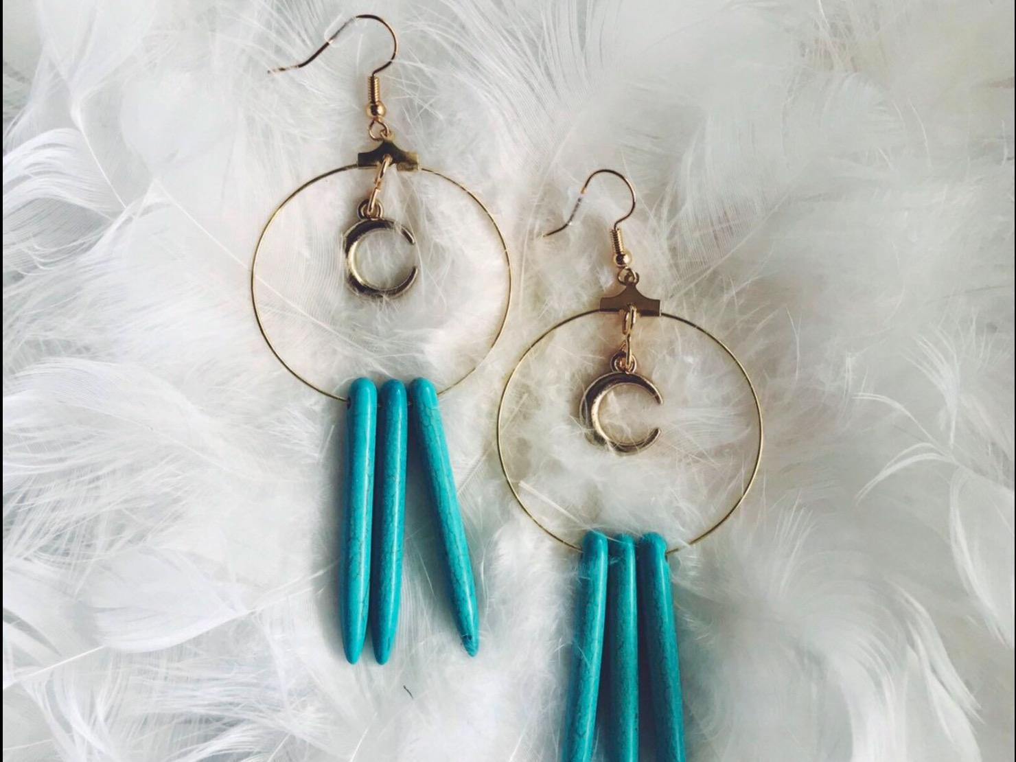 Ina Maka earrings