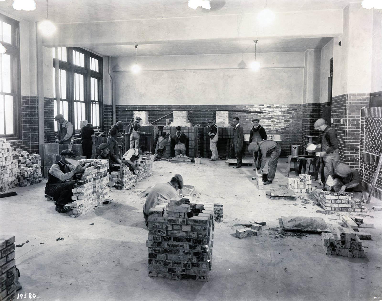 matc masonry classroom