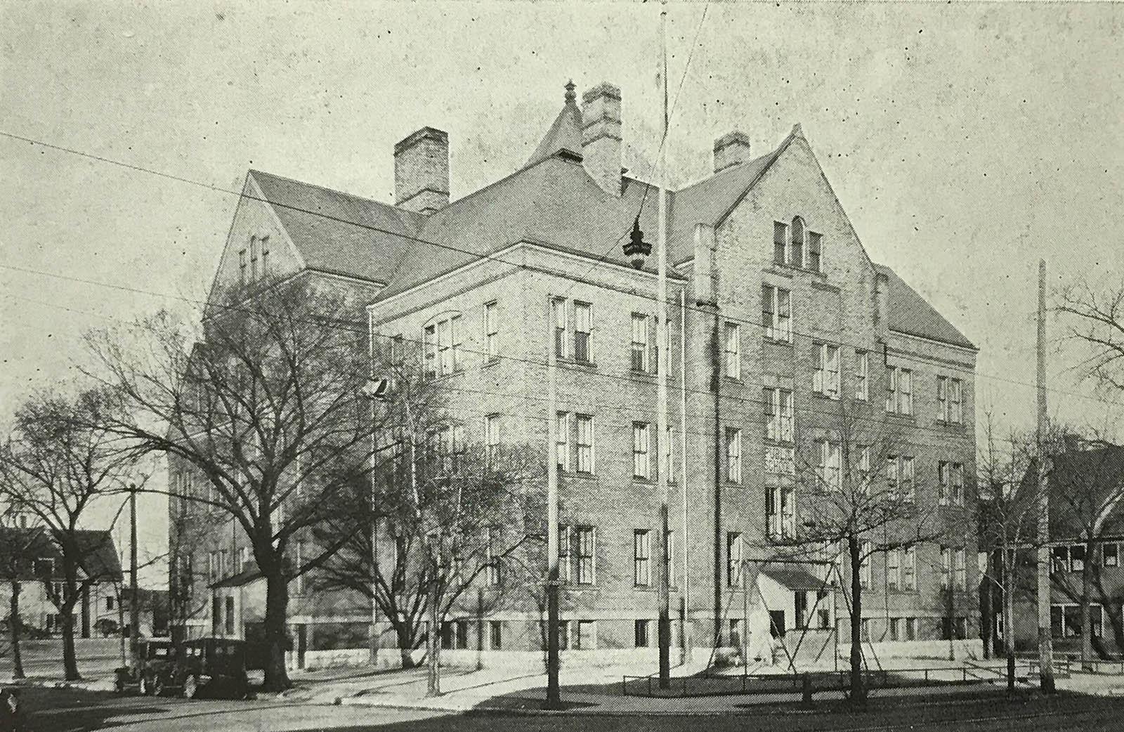 Pierce Street School