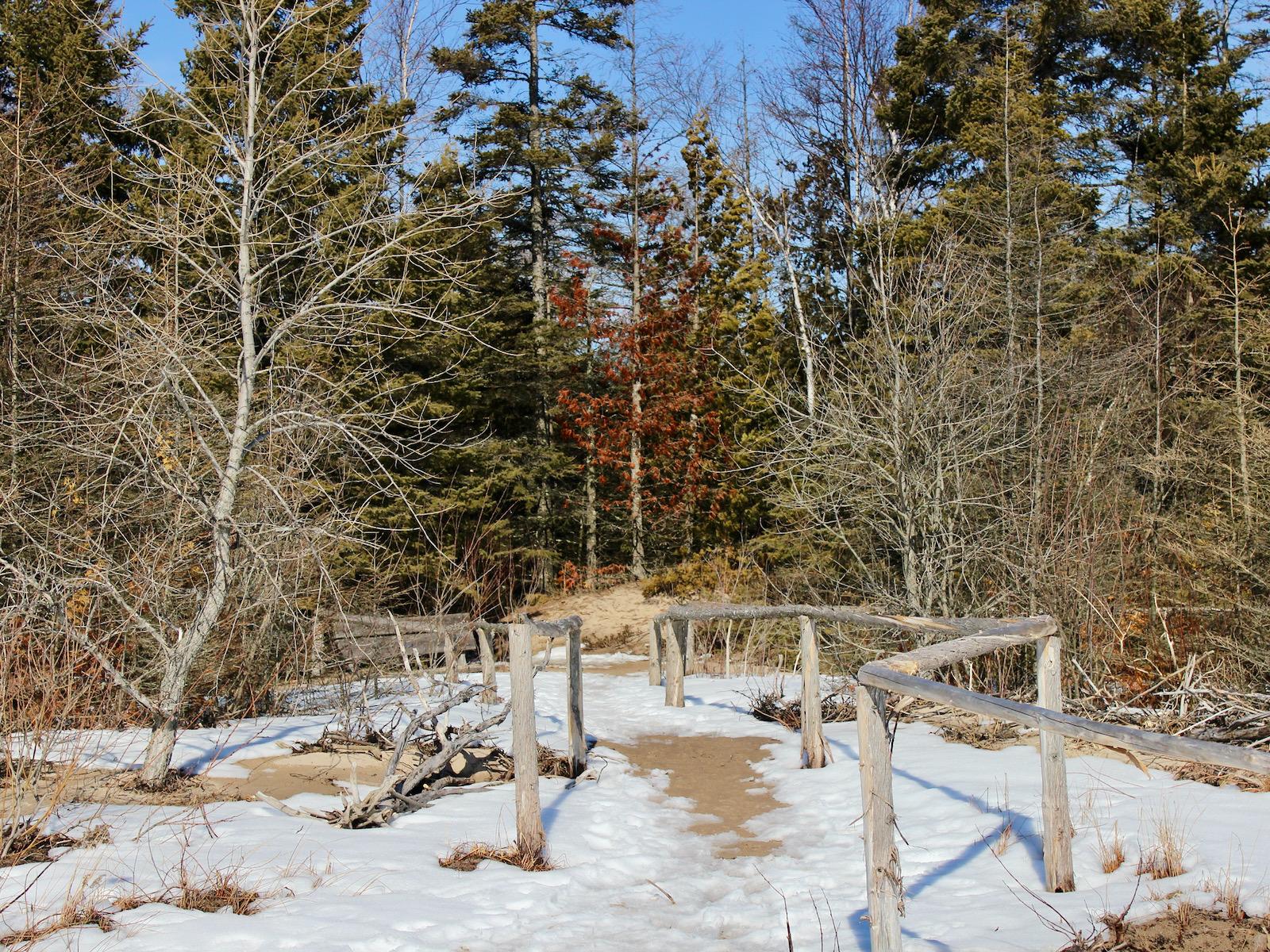 Trails in Door County