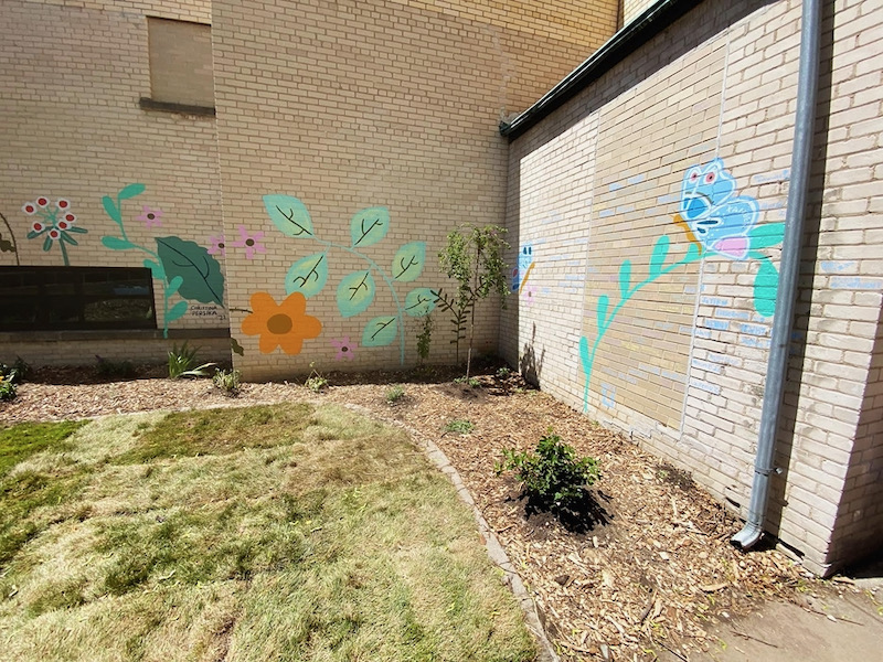 Tosa east mural