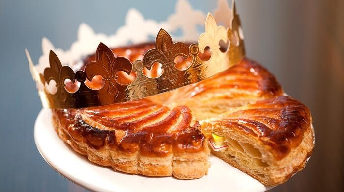 North Shore Boulangerie King Cake