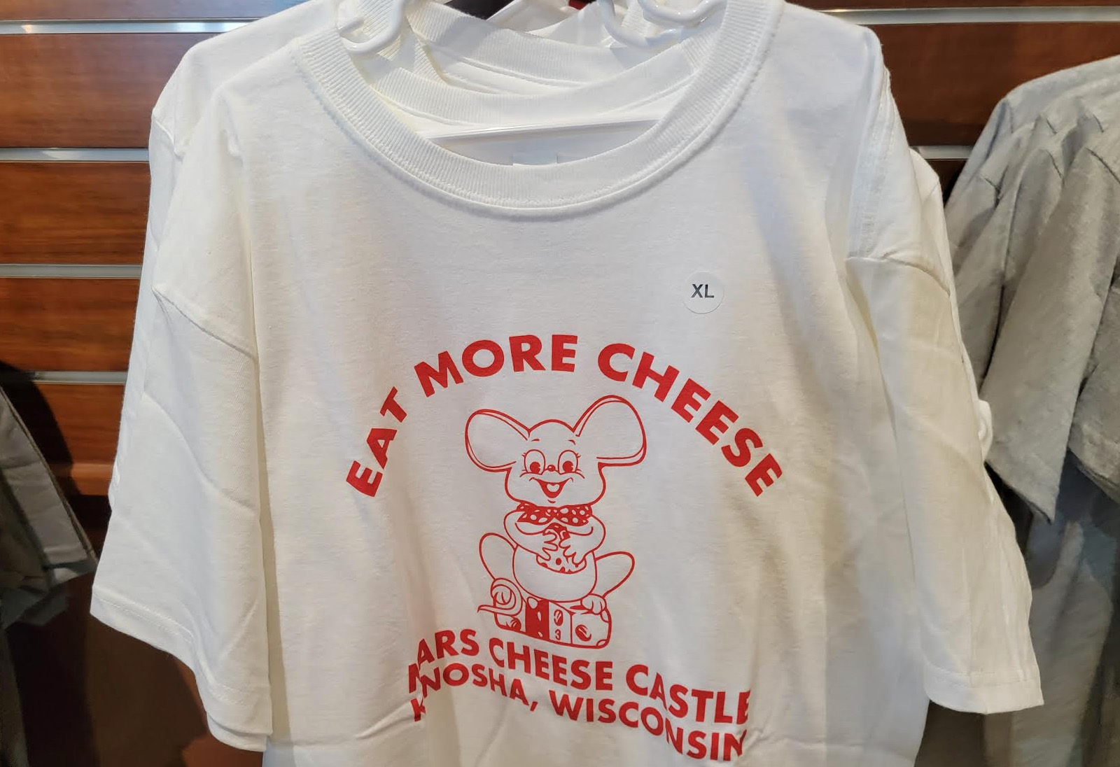 eat more cheese t-shirt