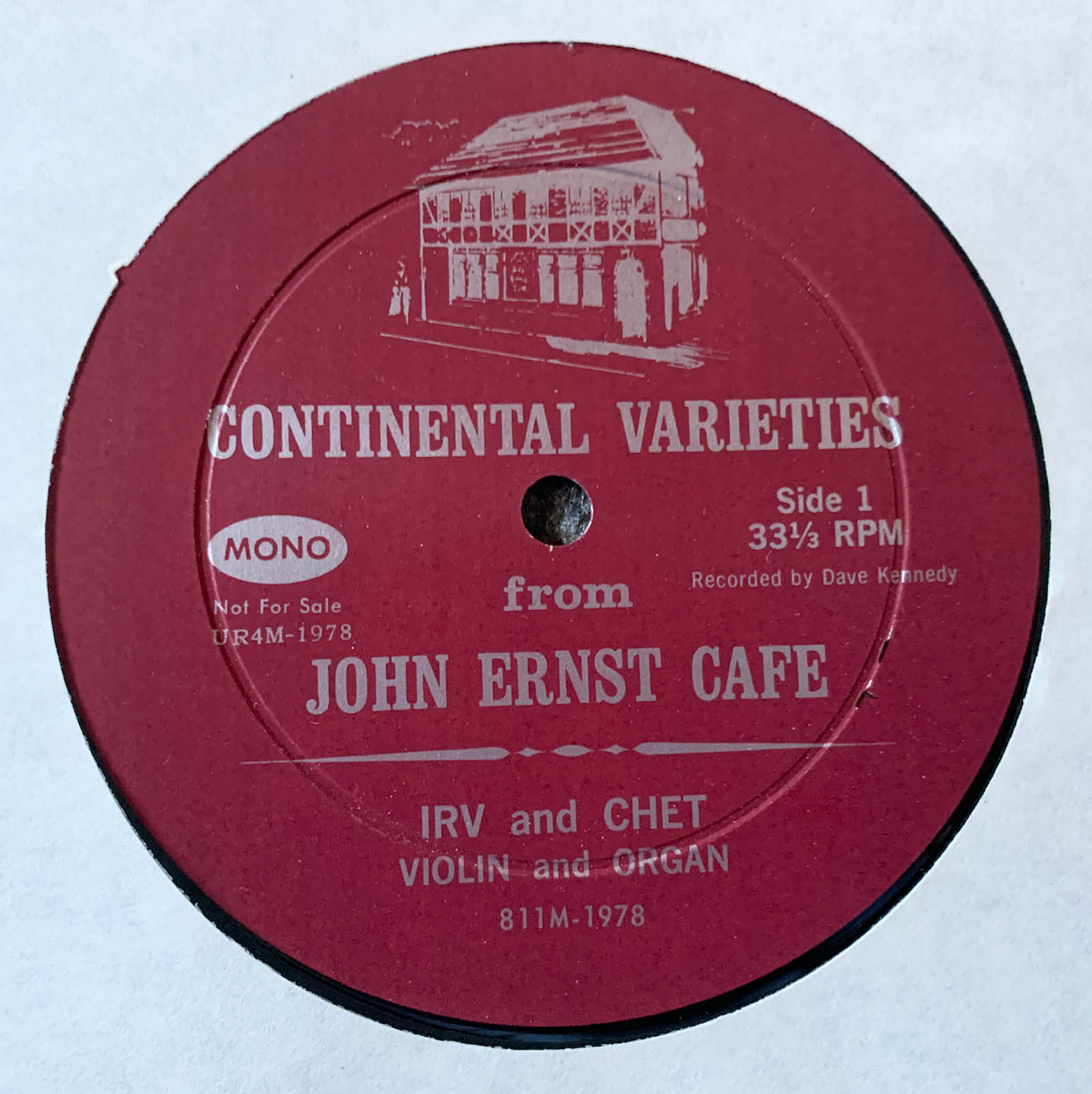 John Ernst Cafe