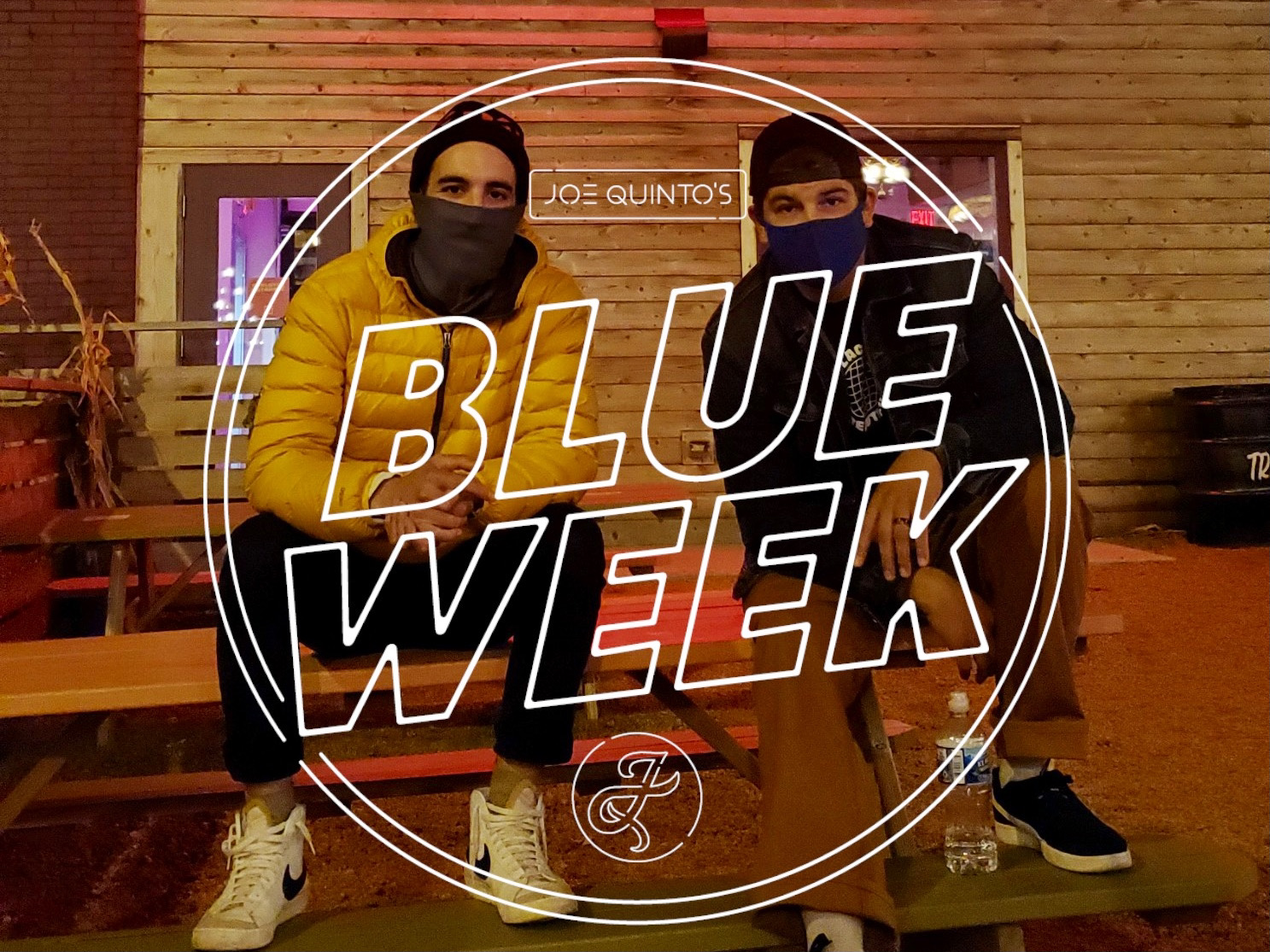 Joe Quinto and Jesus Gonzalez for Blue Week