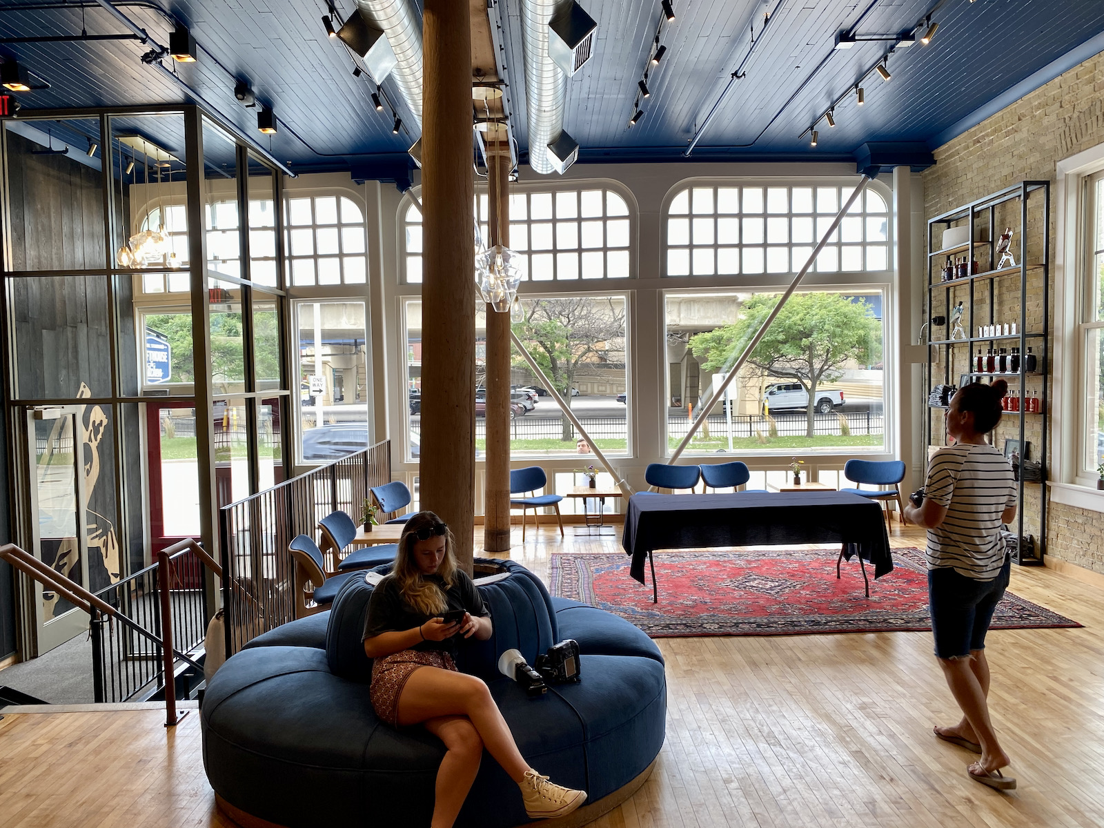 Crafthouse retail space