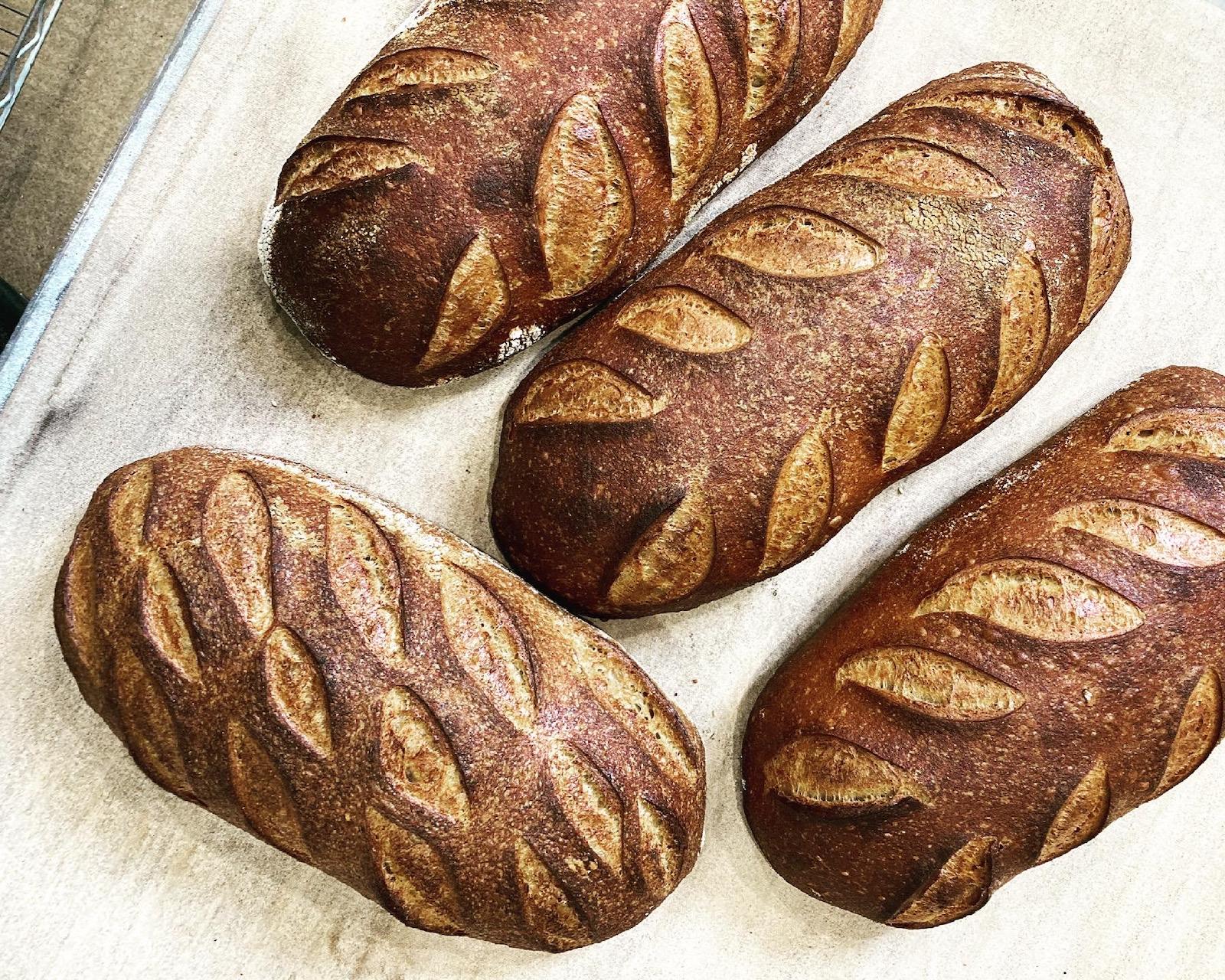 Amano Pan bread