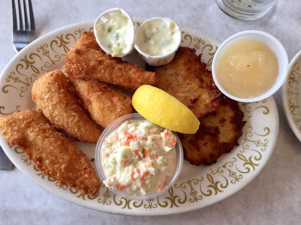 Kegel's Inn fish fry