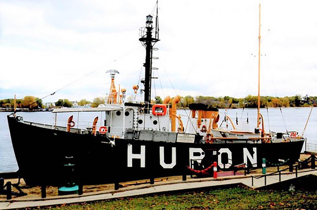 Huron Lightship