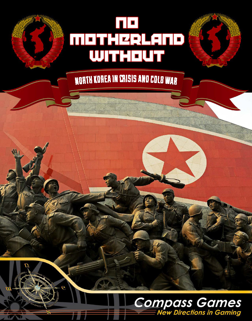 Cover of No Motherland Without strategy game