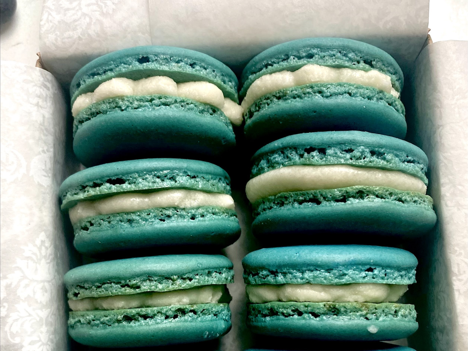 Macarons from Sweetly Baked