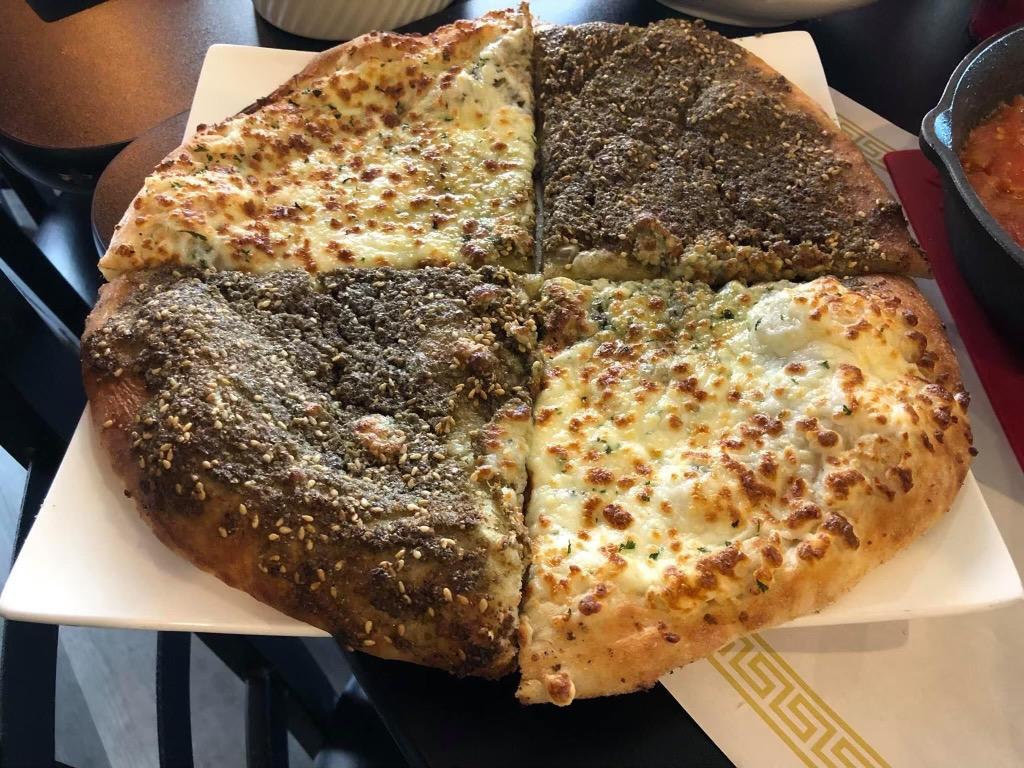 Taboun bread at Taqwa's