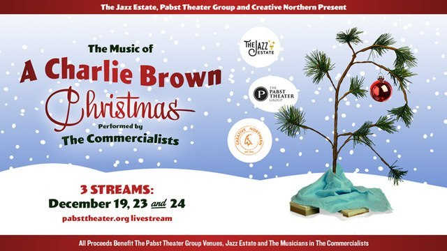 Pabst Theater Christmas Story Same As 2021? Jazz Estate And Pabst Theater Present Live Charlie Brown Christmas Concert