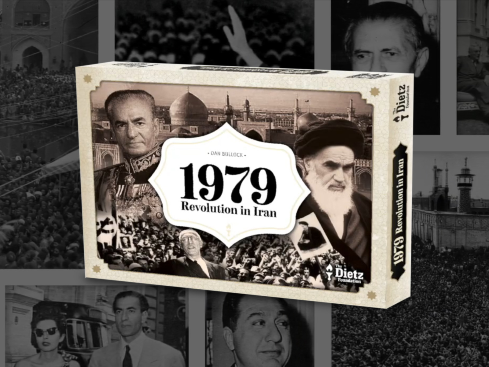1979: Revolution in Iran, the board game