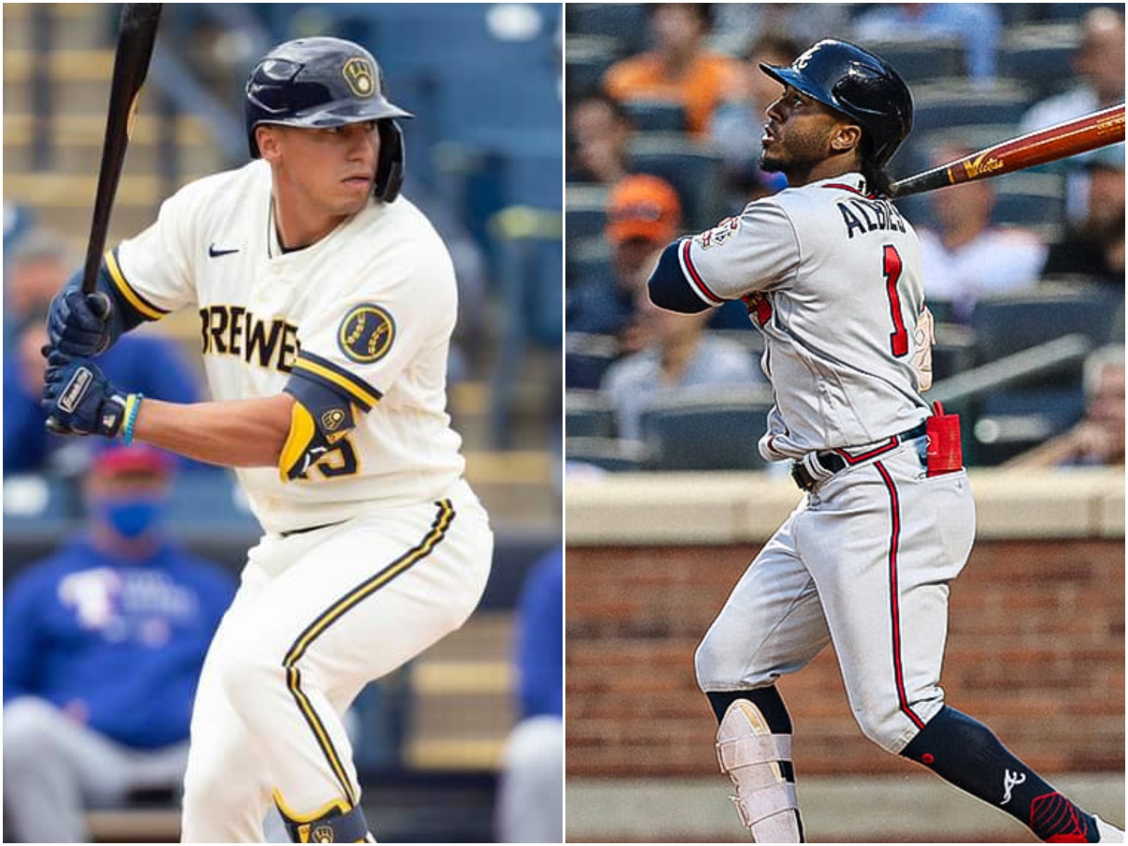 Here's the schedule for the Brewers' postseason series against the Braves