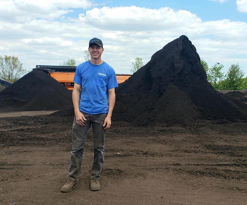 blue ribbon compost