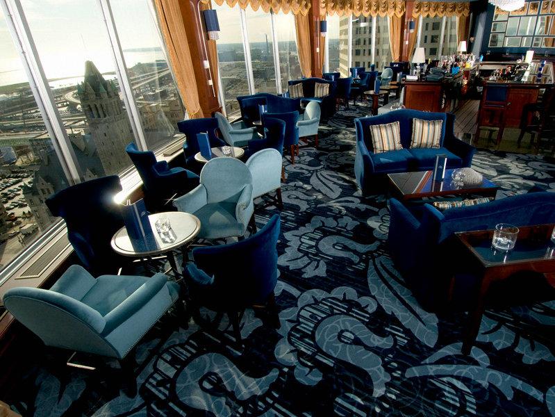 Blu interior