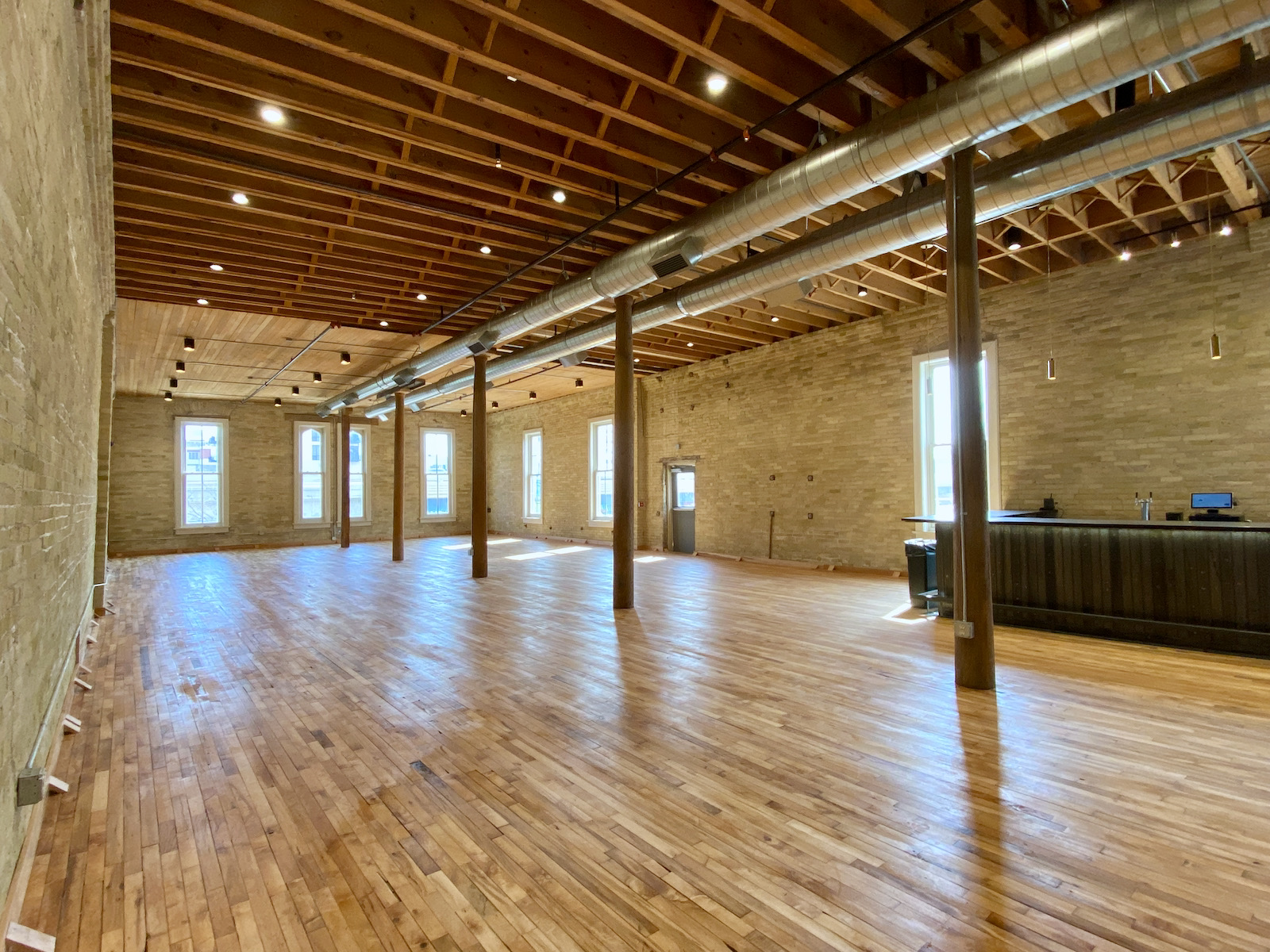 The Mix event space