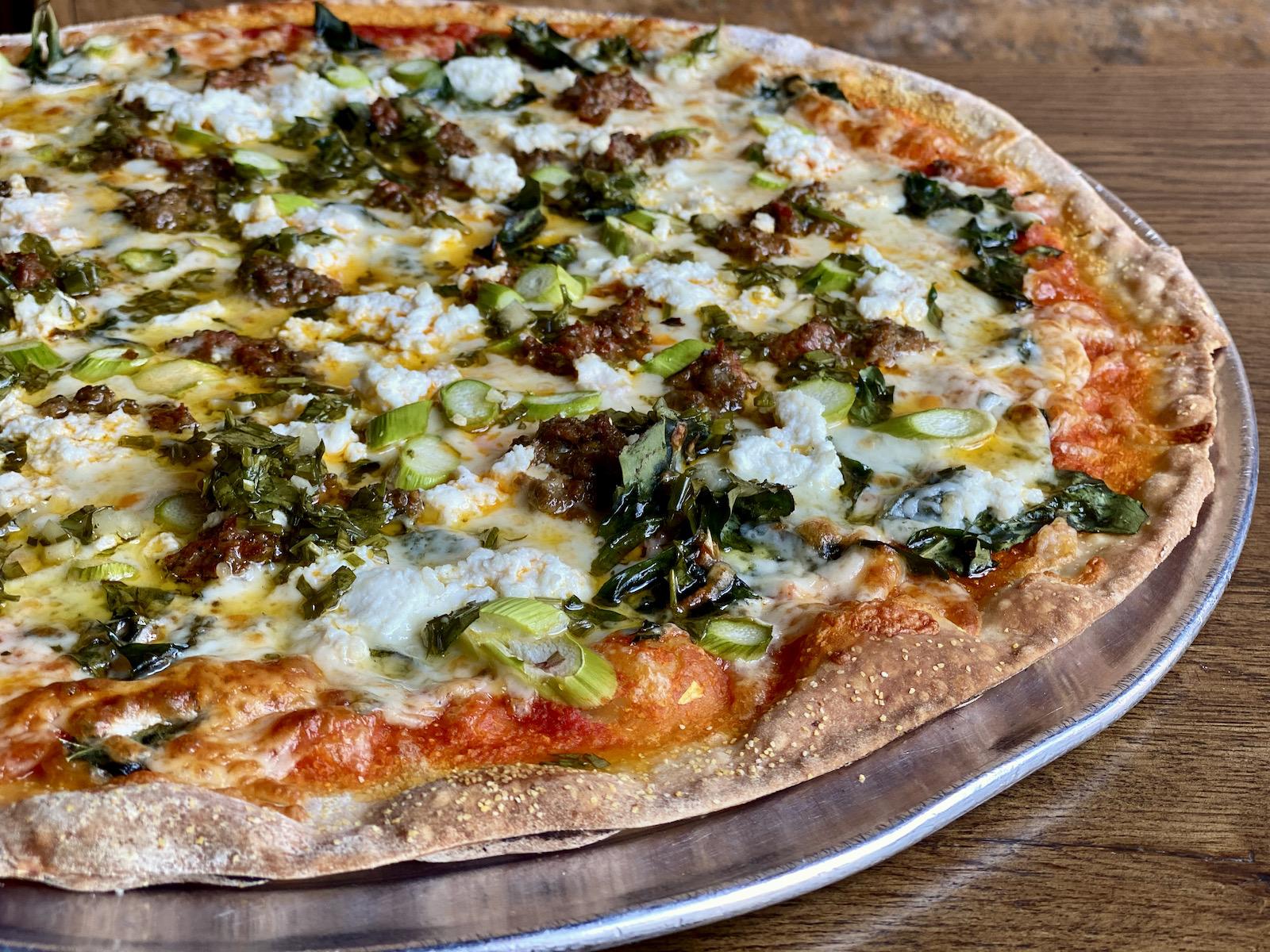 The Pinn Oak Pizza