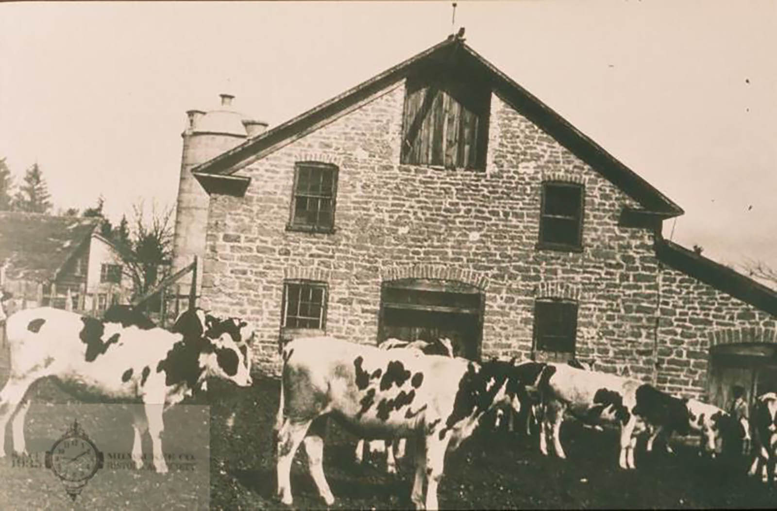 Trimborn Farm stone barn