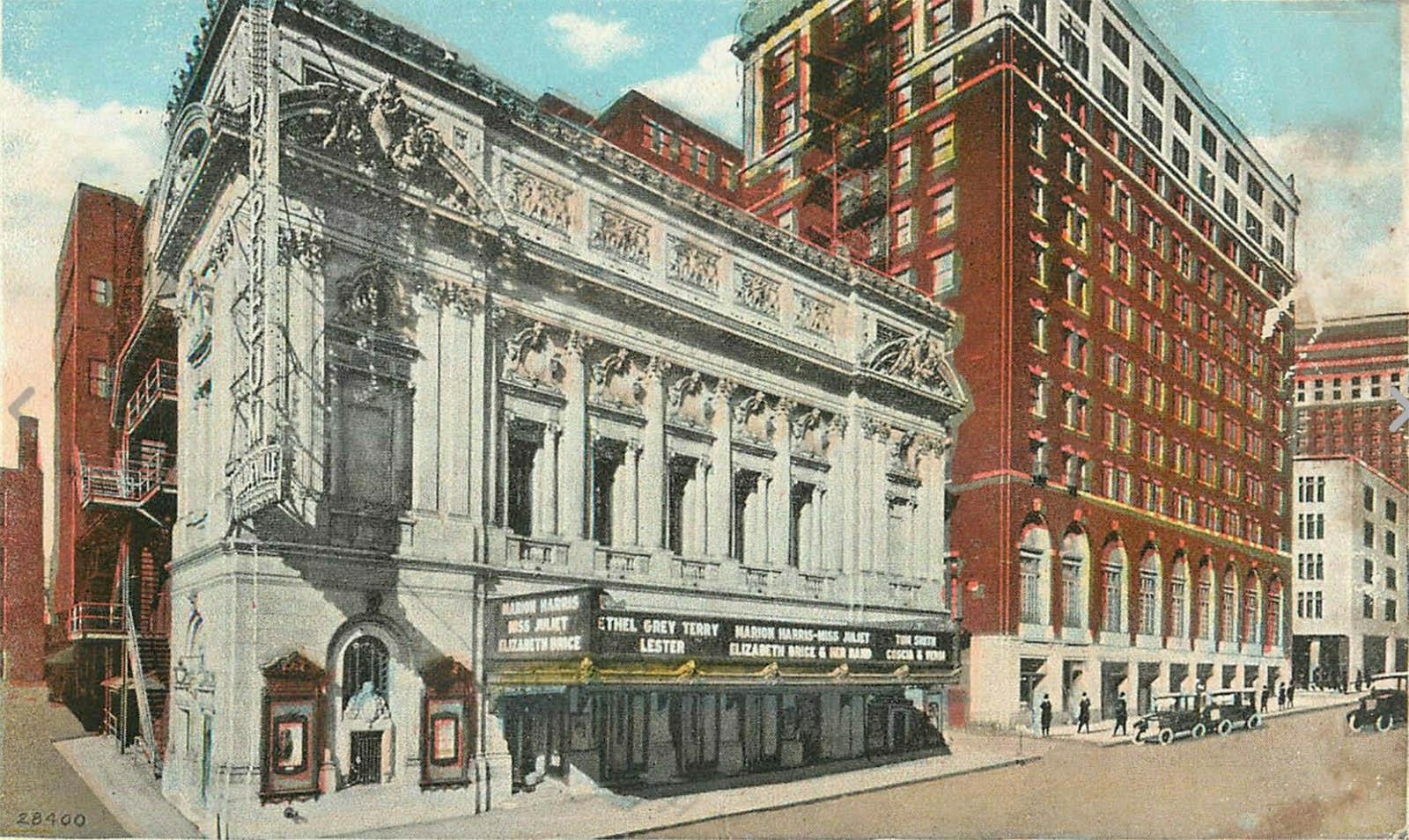 Orpheum Theater.
