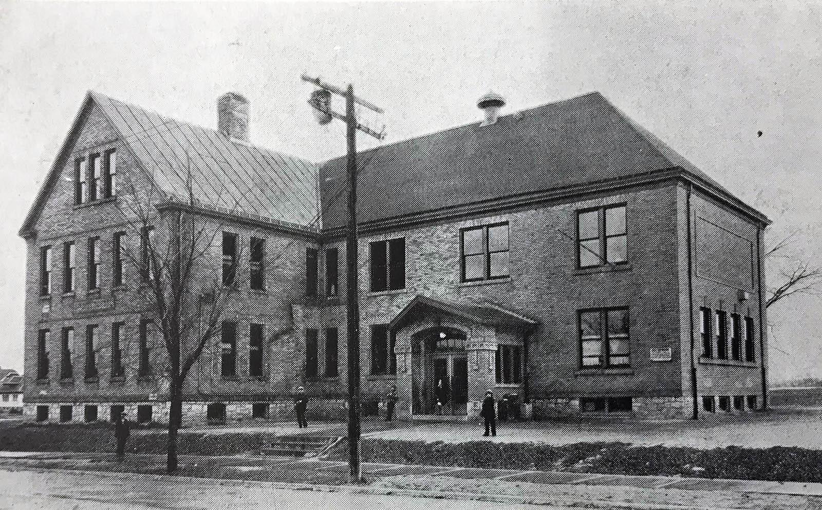 Humboldt Park School
