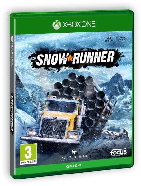 Snow Runner | Ecommerce WebSite by Onteri