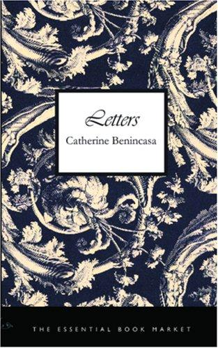 Letters of Catherine B...