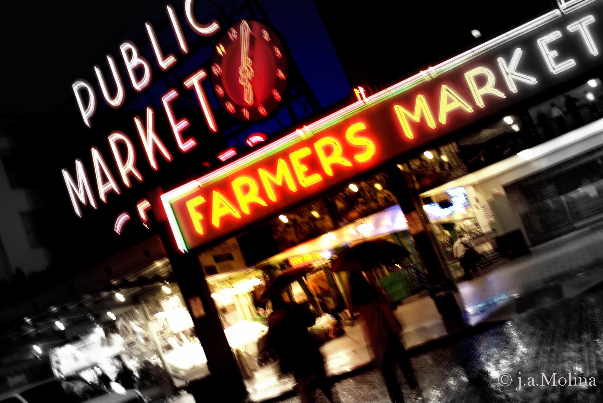Jamolina pike place market