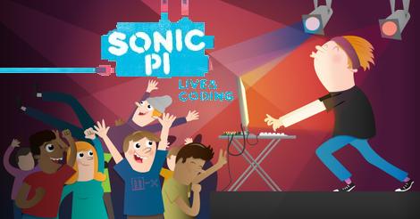 #DTW2021 Workshop Sonic Pi: muziek programmeren