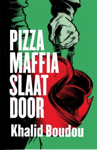 Collectie van Khalid Boudou - Pizzamaffia slaat door