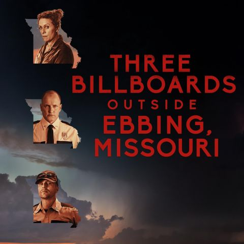 Film: Three billboards outside Ebbing, Missouri