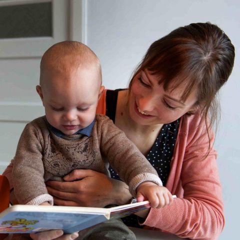 Boekjes&Babbels in Bibliotheek Someren: thema 'Gezonde voeding'