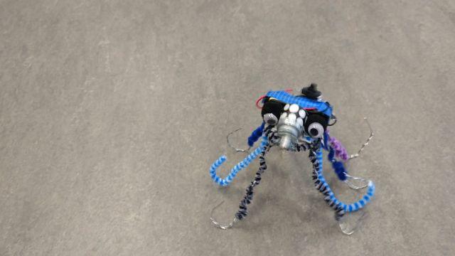 Voorjaarsvakantie in het eLAB®   Bouw een elektrische spin