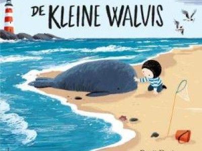 Kamishibai: De Kleine Walvis - Naar het prentenboek van Benji Davies