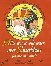 Sinterklaas (max. 5 boeken per groep) - Sint