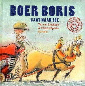 Boer Boris gaat naar zee - Vertelplaten
