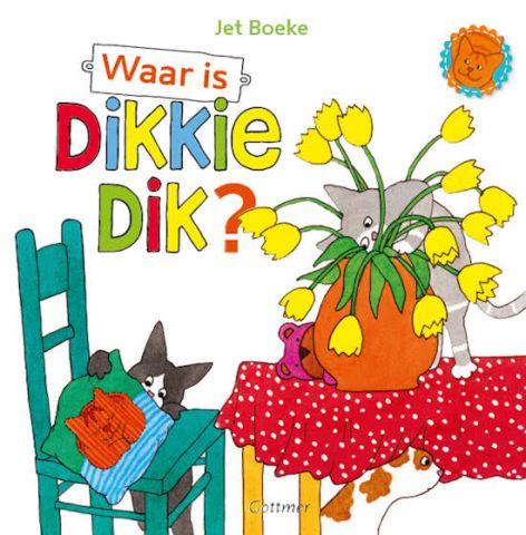 Dikkie Dik pakket - Boekstart pakket 0-4 jaar
