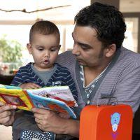 Baby- & peuterbieb: leuke workshop, voorleestips en ontmoeting
