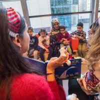 Voorlezen in het Perzisch / قصه گویی به فارسی برای کودکان