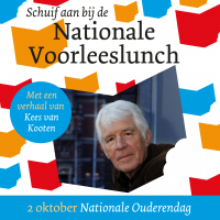 de Nationale Voorleeslunch