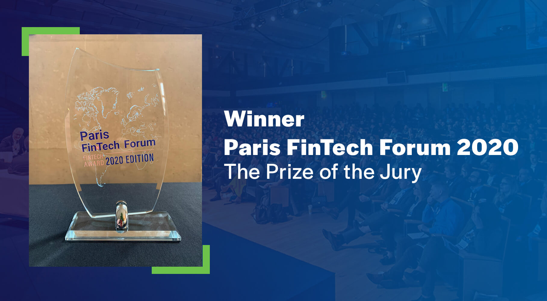 PFF2020: OpenPayd Awarded The Prize Of The Jury